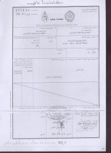 certification d'origine (شهادة منشأ بموجب اتفاقية تيسير و تنمية التبادل التجاري بين الدول العربية - مخدومة).jpeg